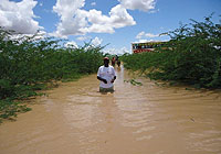 Inundaciones en Kenya. Kenya Red Cross Society