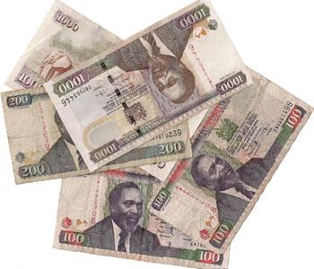 Kenya Shilling Notes Javier Yanes Kenyalogy